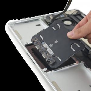Dell Notebook 17.3 Zoll Touchpadreparatur exkl. Ersatzteil