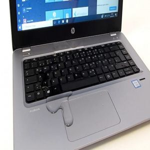 Fujitsu Siemens Notebook 13.3 Zoll Wasserschaden