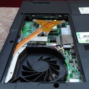 Fujitsu Siemens Notebook 15.6 Zoll Lüfteraustausch exkl. Ersatzteil
