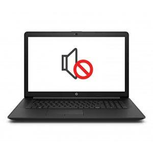 HP Notebook 14 Zoll Soundreparatur exkl. Ersatzteil