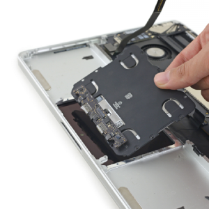 Toshiba Notebook 17.3 Zoll Touchpadreparatur exkl. Ersatzteil